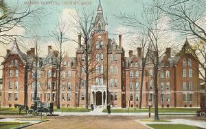 Harper Hospital, Detroit, Michigan