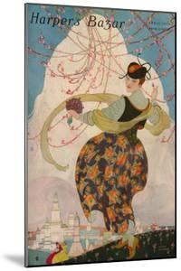 Harper's Bazaar, April 1916