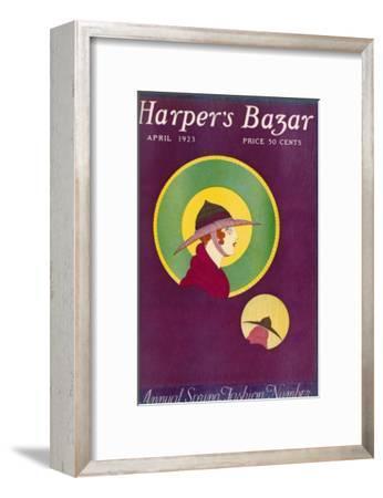 Harper's Bazaar, April 1923