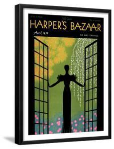 Harper's Bazaar, April 1933