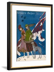 Harper's Bazaar, February 1916