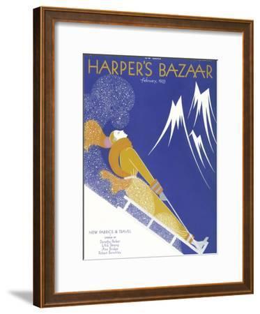 Harper's Bazaar, February 1933