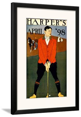 Harper's Bazaar, Golfer