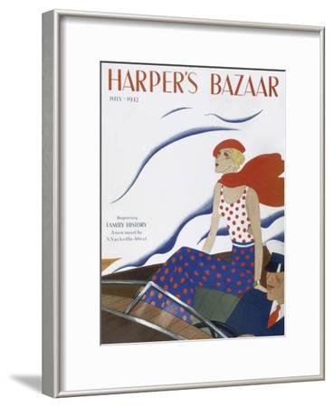 Harper's Bazaar, July 1932