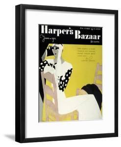 Harper's Bazaar, June 1932