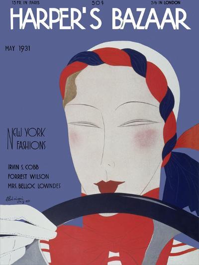 Harper's Bazaar, May 1931--Art Print