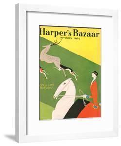 Harper's Bazaar, November 1929