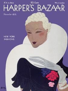 Harper's Bazaar, November 1932