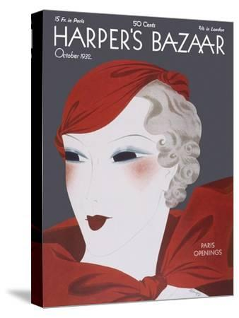 Harper's Bazaar, October 1932