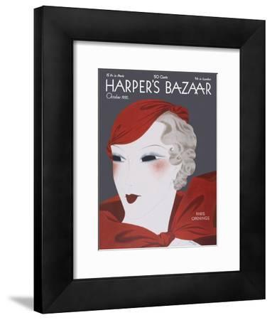 Harper's Bazaar, October 1932