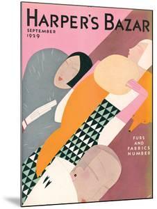 Harper's Bazaar, September 1929