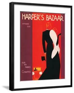 Harper's Bazaar, September 1930