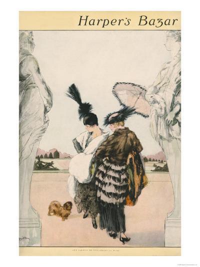 Harper's Bazaar--Art Print