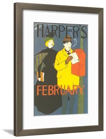 Harper's, February