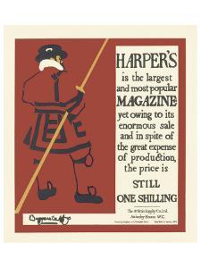 Harper's Magazine, c.1895