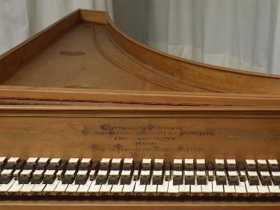 Harpsichord--Giclee Print