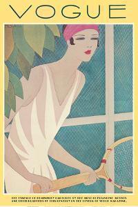 Fashion Magazine - July 15th, 1927 - Summer Sports by Harriet Meserole