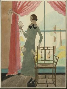 Vogue - March 1923 by Harriet Meserole