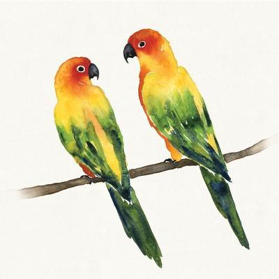 Tropical Fun Bird III