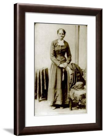 Harriet Tubman, 1860-75--Framed Photo