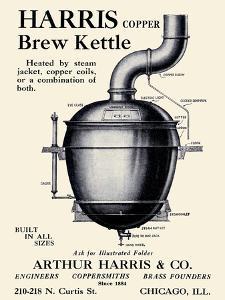 Harris Copper Brew Kettle