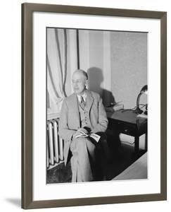 Edward Hopper, c.1937 by Harris & Ewing