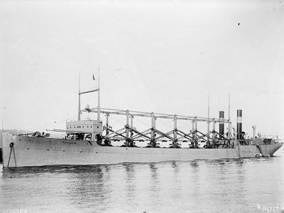 U.S.S. Cyclops, 1915-17
