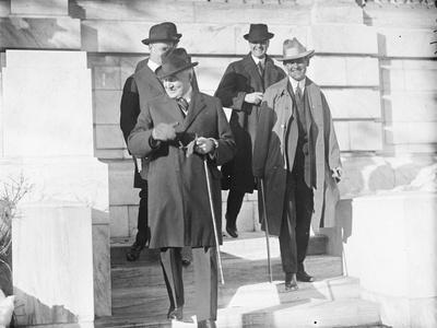 Warren Harding, 1922