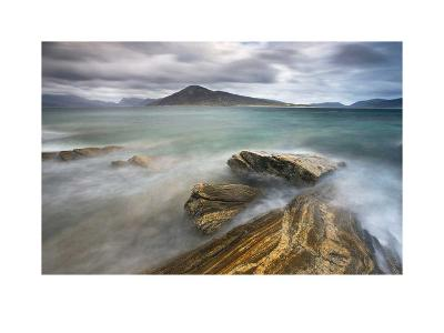 Harris from Taransay, Outer Hebrides-Lee Frost-Art Print