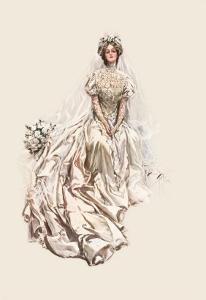 Beautiful Bride by Harrison Fisher