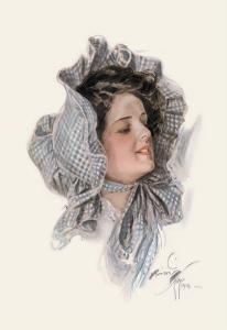 Penelope by Harrison Fisher