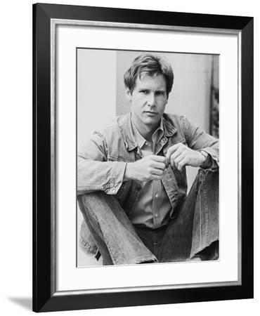 Harrison Ford--Framed Photographic Print