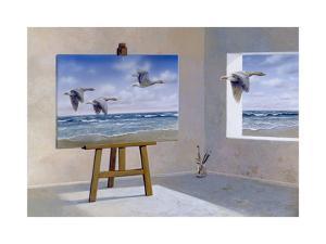 Goose by Harro Maass
