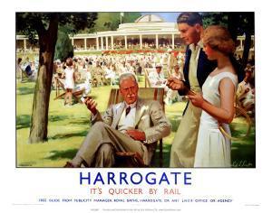 Harrogate, LNER, c.1930s