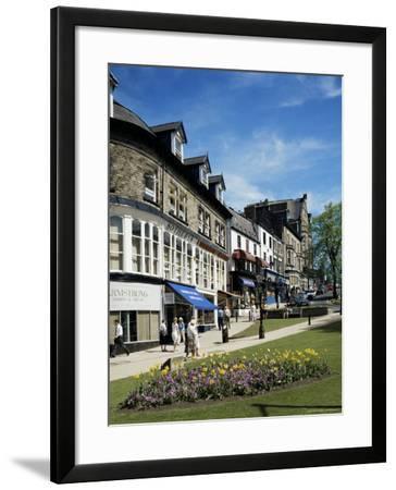 Harrogate, Yorkshire, England, United Kingdom-Adina Tovy-Framed Photographic Print