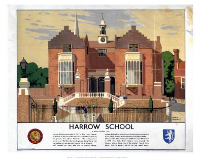 Harrow School--Art Print