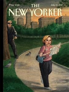 The New Yorker Cover - July 19, 1999 by Harry Bliss