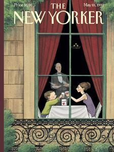 The New Yorker Cover - May 10, 1999 by Harry Bliss