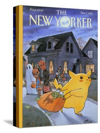 The New Yorker Cover - November 1, 1999