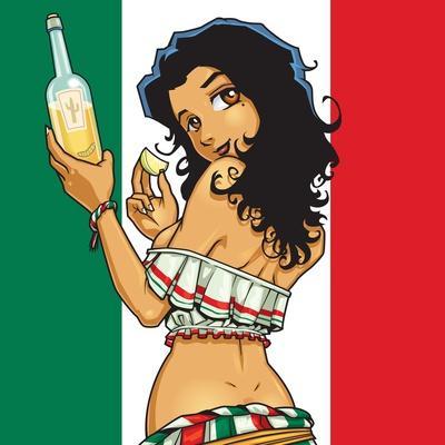 Anime Tequila Girl