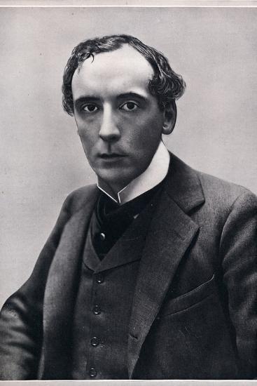 Harry Brodribb Irving (1870-1913), 1906-Unknown-Photographic Print