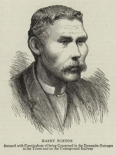 Harry Burton--Giclee Print