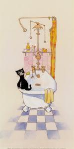 Basil in the Bathroom IV by Harry Caunce