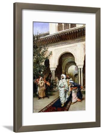 Leaving the Alhambra, 1887