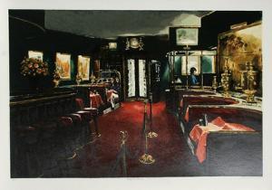 Russian Tea Room by Harry McCormick