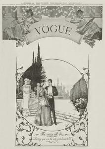Vogue by Harry McVickar