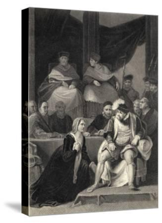 The Trial of the Marriage Between Henry VIII and Catherine of Aragon