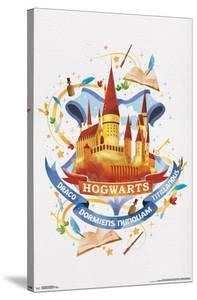 HARRY POTTER - HOGWARTS CHARM