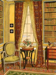 House & Garden - April 1931 by Harry Richardson