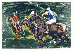 Polo by Harry Schaare